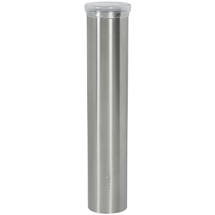 Stainless Steel Cone Cup Dispenser - 4 oz.